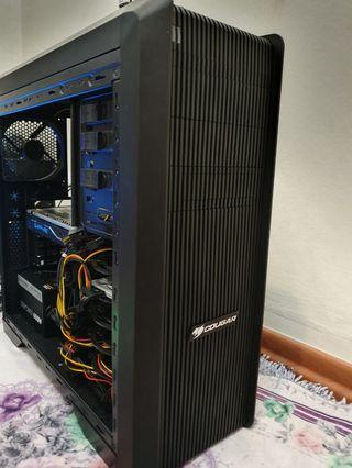 Core i7 7th Gen Gaming Desktop