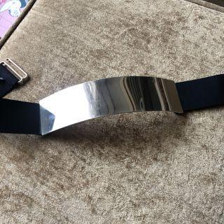 H&M Black Gold Belt