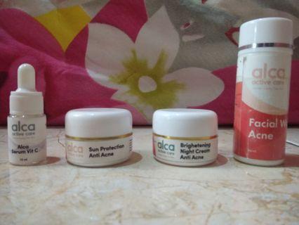 Alca care perawatan acne