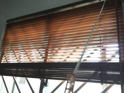 Blinds Repair Venetian or Wood or Faux Wood Lift Cord