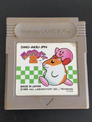 Kirby's Dream Land 2 🇯🇵 GameBoy