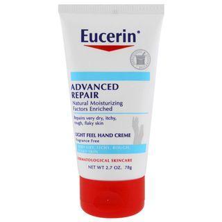 Eucerin, Advanced Repair Hand Creme, Fragrance Free, 78 g