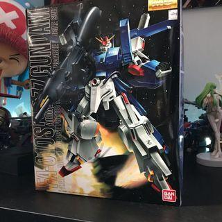 MG FA-010S Full Armor ZZ Gundam 1/100高達模型