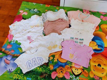 Gap Baby Rompers For Girls