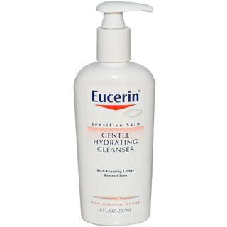 Eucerin, Gentle Hydrating Cleanser, Fragrance Free, 237 ml