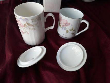 絕版 陶瓷杯  缺錢便宜賣