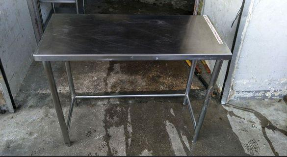 🚚 Stainless Steel Table for sale @$ 100 each