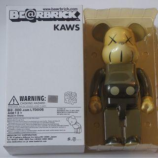 KAWS 2002 BE@BRICK 400% MEDICOM BEARBRICK