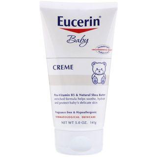 Eucerin, Baby lotion, Creme, 141 g