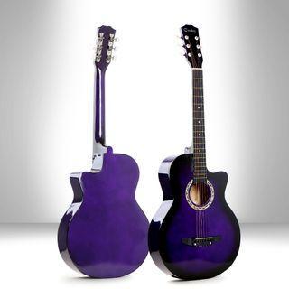 Beginners Acoustic Guitar