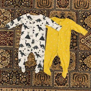 NEXT Sleepsuits