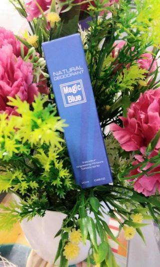 Magic Blue Natural Deodorant