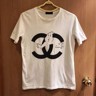 韓國製 白色tshirt / white tee