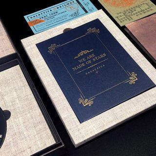 周國賢銀河鐵道之夜演唱會限量版 Galactica CD box set
