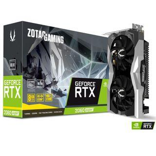 ZOTAC GAMING GeForce RTX 2060 SUPER MINI 8GB ZT-T20610E-10M   RTX2060
