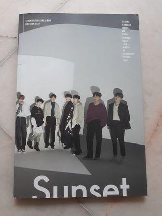 [WTS] Seventeen Director's Cut Sunset Ver.
