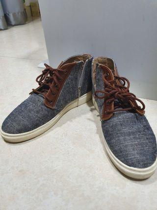 🚚 Grey Korean Shoes