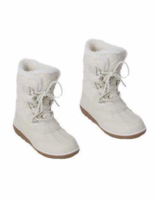 Universal Traveller Winter Boots- Beige