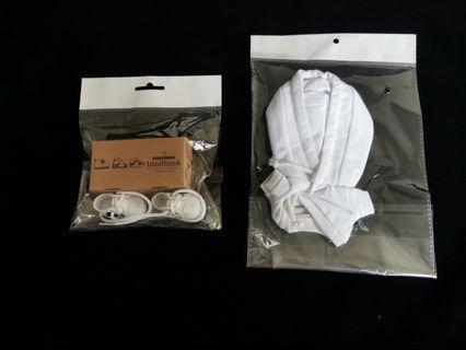 15cm doll shoes / clothes