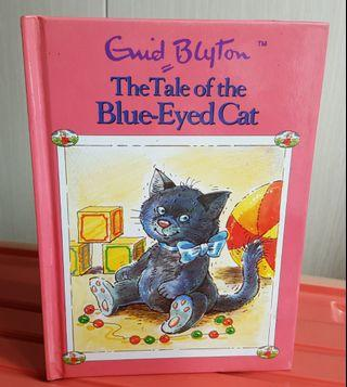Children Book #thetale #of #theblueeyed #cat