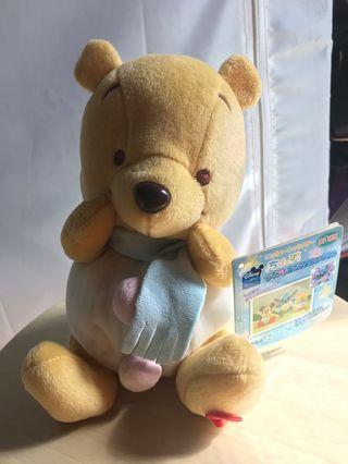 Winnie the Pooh 入電遙頭毛公仔
