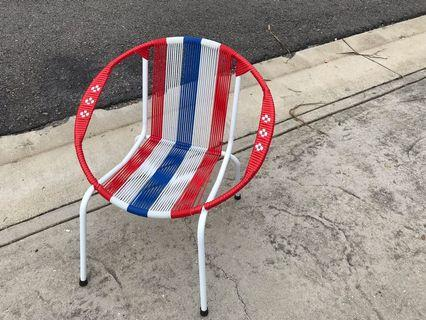 Brand New Vintage Traditional Rubber String Chair