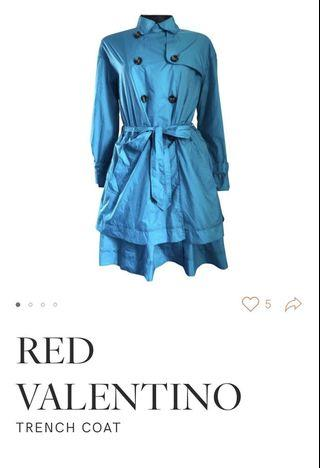 ★RED VALENTINO TRENCH COAT