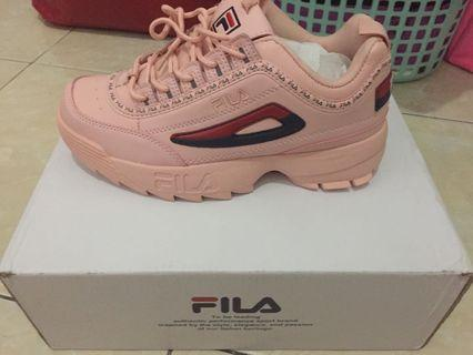 FILA Disruptor II New Pink Peach - 39