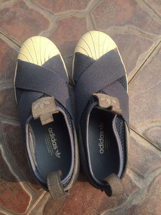 Adidas Slipon - Navy