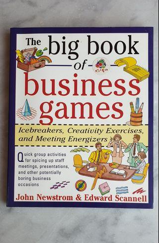 Buku Impor The Big Book of Business Games (Pre-Owned)