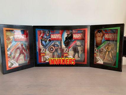 Marvel The Invaders Comic Con Boxed Set