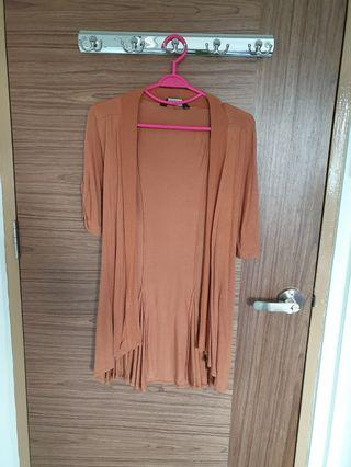 Dorothy Perkins Brown Outerwear