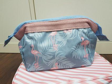 Toiletry or Cosmetic Pouch 1pc $5