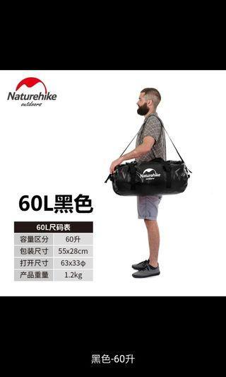 85% 新 特大 防水袋 旅行袋