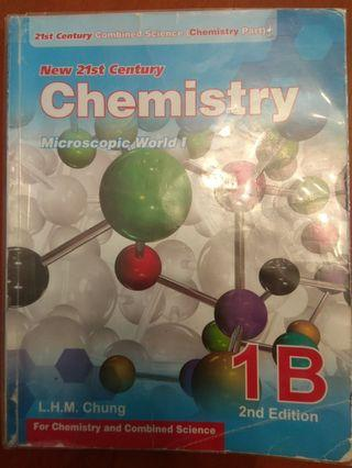 Chemistry 1B 2nd edition