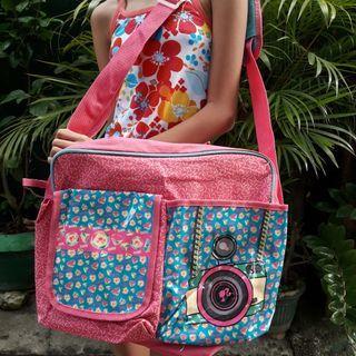 Barbie Sling Bag (School Bag for Kids)