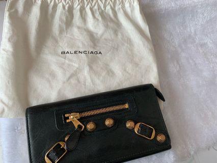 Balenciaga Wallet 巴黎世家長銀包