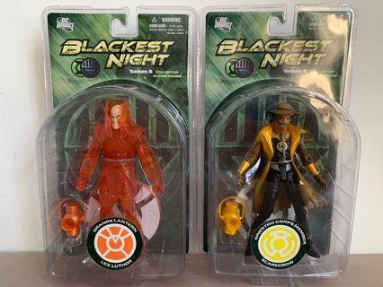 🚚 DC Comics Green Lantern Blackest Night