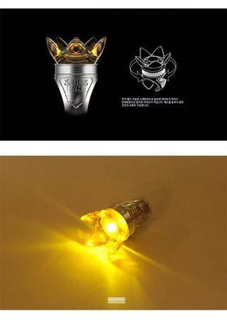 🚚 BigBang Light Finger Ring