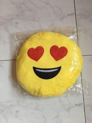Emoji Cushion - Love