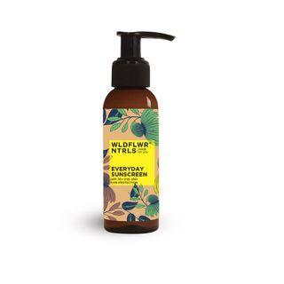 Everyday Sunscreen with Carrotseed & Avocado Oil (SPF 30+ UVA & UVB Protection) (100ml)