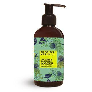 Tea Tree and Rosemary Handwash - Deep Cleansing & Anti-Bacterial (200ml)