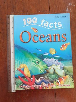 🚚 100 facts series: Oceans