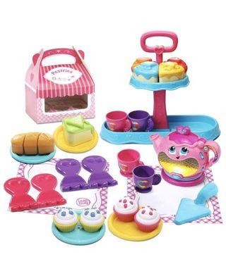 *instock* LeapFrog Sweet Treats Musical Deluxe Tea Set