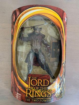 Lord of the Rings The Two Towers Easterling ToyBiz MOC RARE