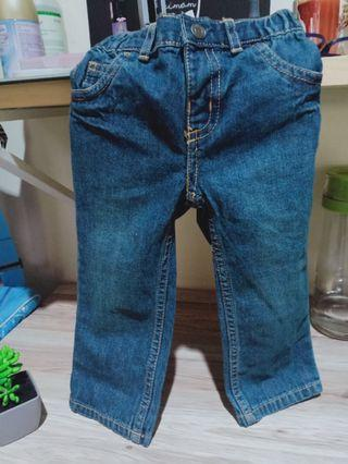 Baby jeans carter