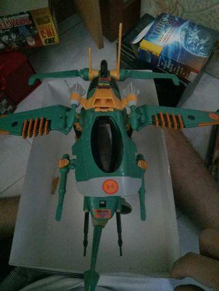Exo Squad - Kaz Takagi (with ExoFighter Space E-Frame)