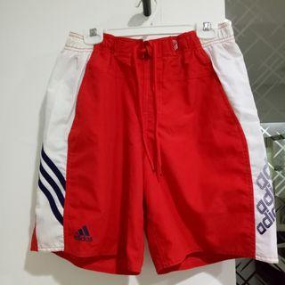 adidas 海灘褲(M)