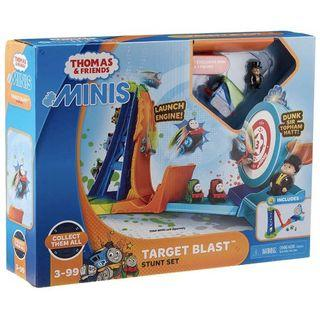 🚚 *instock* MATTEL GBB21 Fisher-Price Thomas & Friends MINIS, Target Blast Stunt Set