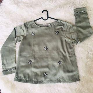Heaven Lights Blouse M